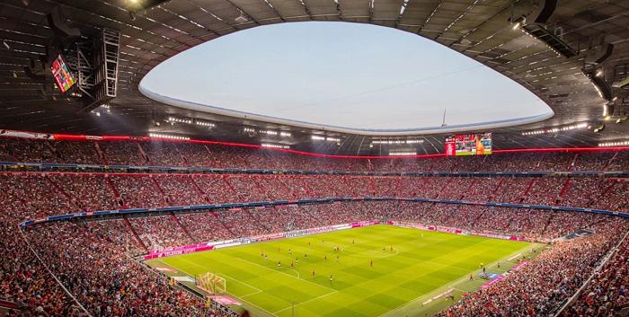 火爆!拜仁新赛季主场球票已经售罄