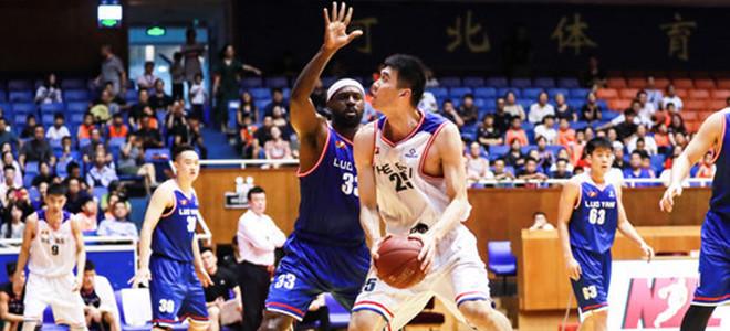 NBL第二十轮:陈金龙29 7,广西18连胜