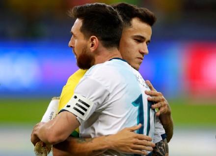 詹俊:阿根廷运气差了点,巴西整体防守和进攻都更强