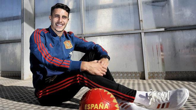 埃尔莫索留守西班牙人,明年自由离队,但不一定去马竞