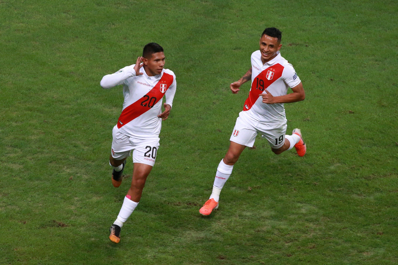 终结半决赛五连败,秘鲁44年之后重返美洲杯决赛