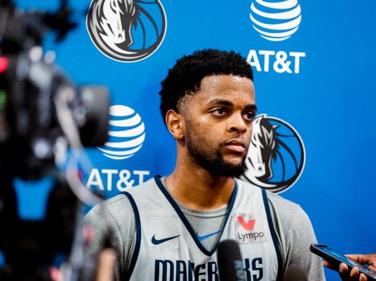 达里尔-梅肯:我会竭尽全力留在NBA