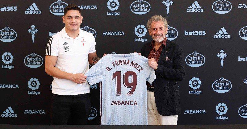 官方:塞尔塔正式与乌拉圭前锋加布里埃尔签约5年