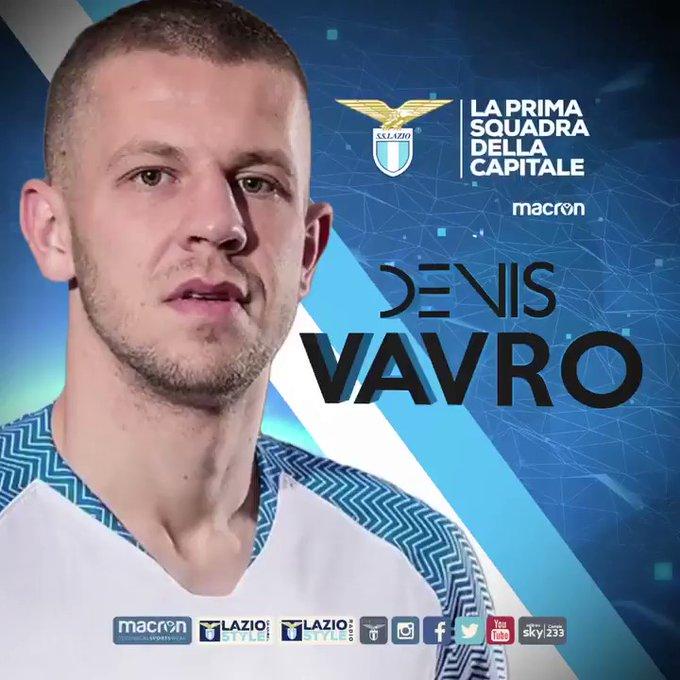 官方:斯洛伐克23岁国脚中卫瓦夫罗加盟拉齐奥