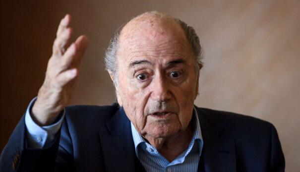 前FIFA主席布拉特将发起诉讼:要求归还被没收的60块手表