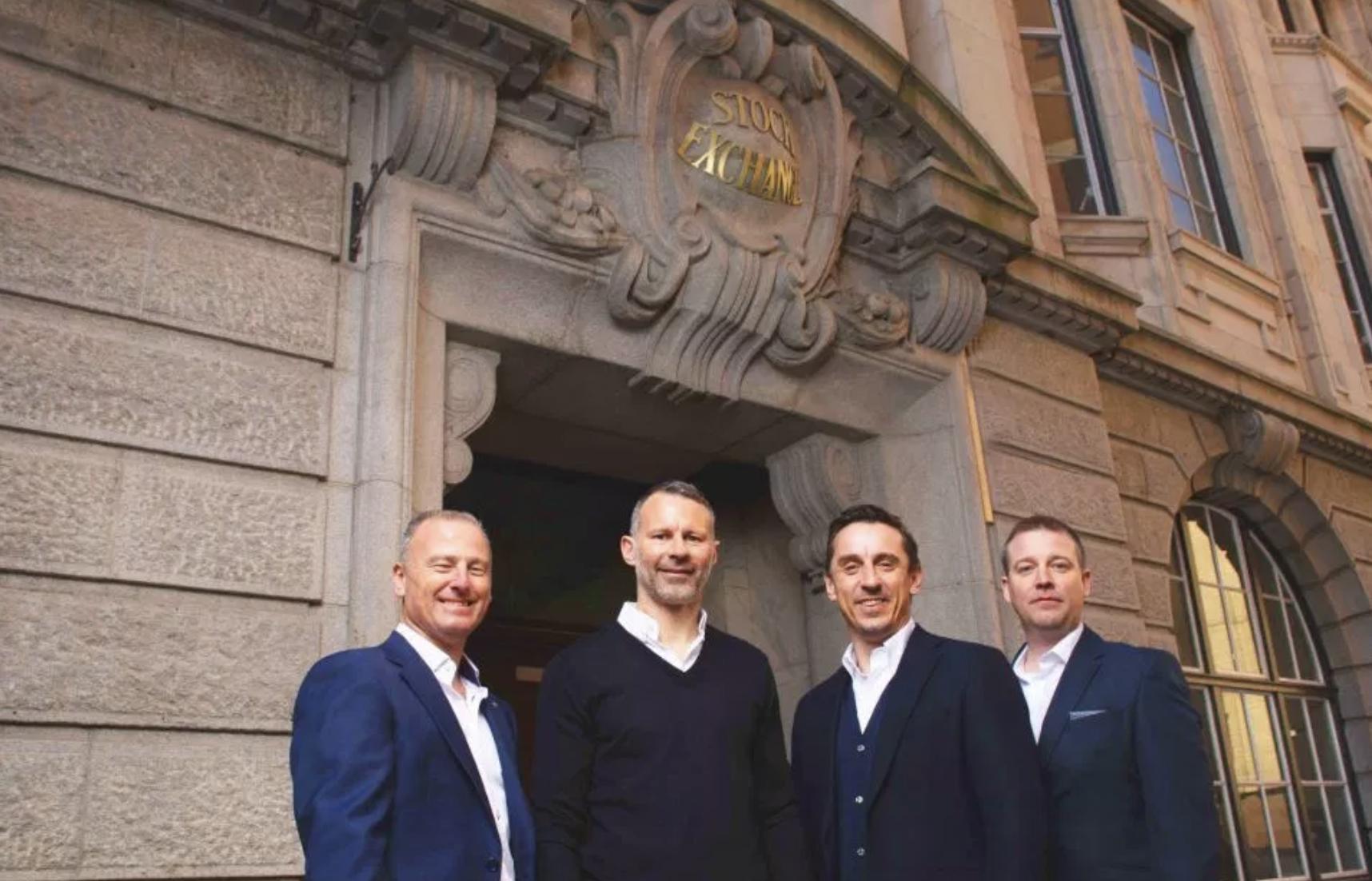 队友变生意伙伴!内维尔、吉格斯共同收购曼市酒店