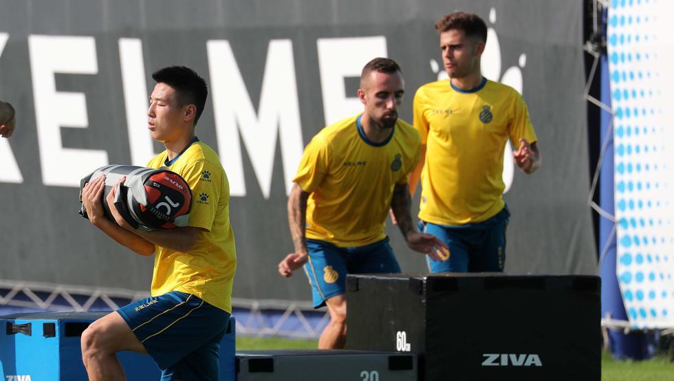 武磊恢复状况良好,有望赶上7月25日欧联杯资格赛