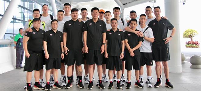 备战新赛季!广州队前往加拿大进行为期1个月的特训