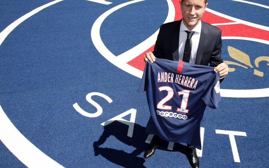 马尔基尼奥斯:埃雷拉是伟大的球员,巴黎需要这种球员