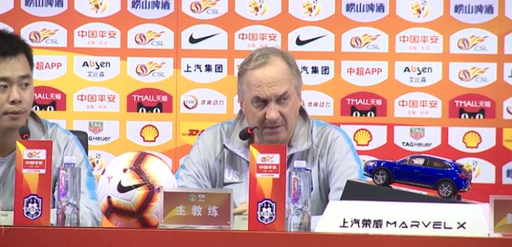 施蒂利克:想取得理想结果就要限制住苏宁的关键球员