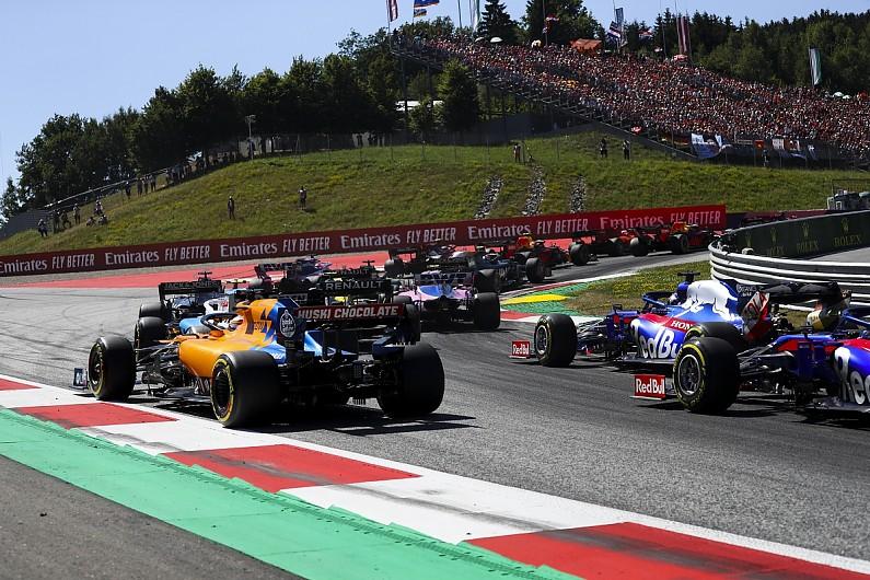 迈凯伦:很难想象有新引擎制造商加入F1了