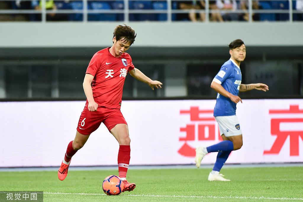 津媒:裴帅与糜昊伦被重新召回一线队,参加全队合练