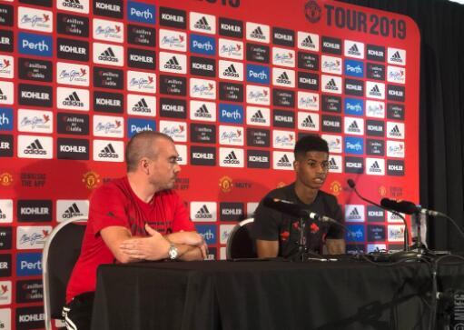 拉什福德:下赛季肯定能进20+球;希望球迷理解林加德