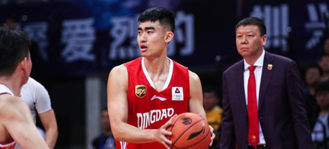 高尚参加篮球综艺,球队介绍为北京北控