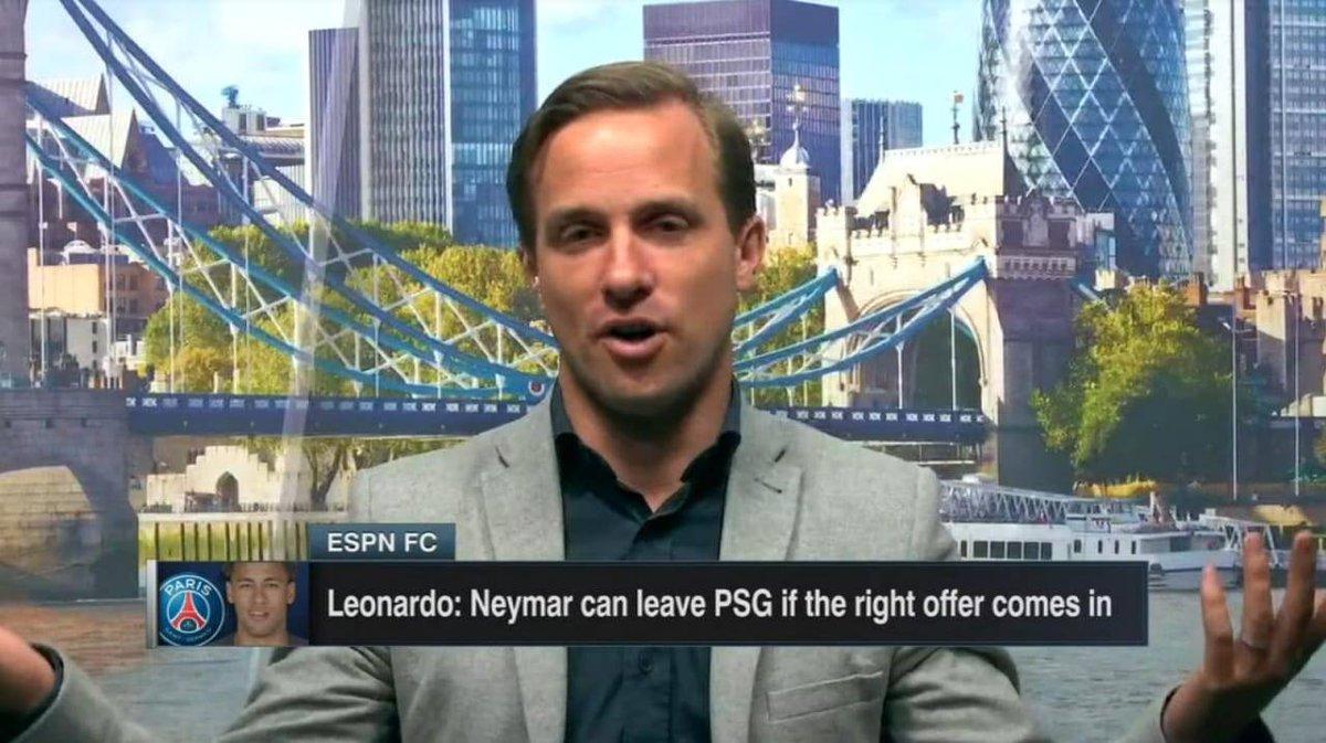 ESPN:巴黎想要1.5亿欧+塞梅多换内马尔,巴萨不换