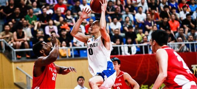 NBL第二十四轮:广西战胜洛阳锁定常规赛冠军