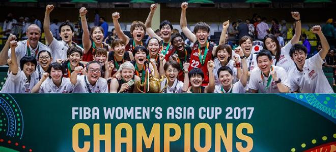 女篮亚洲杯将于9月尾在印度班加罗尔进行