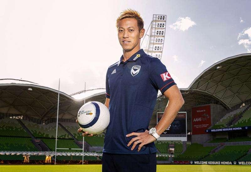 官方:本田圭佑重回芬洛,将随球队一起进行训练