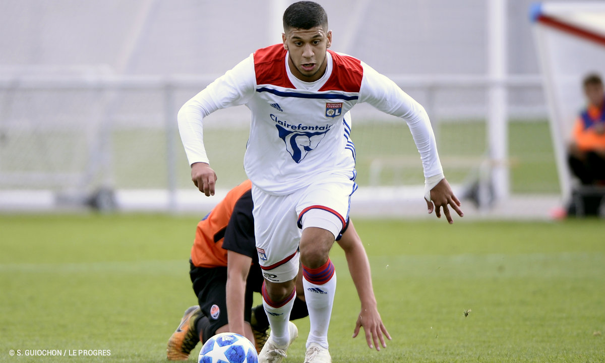 官方:里昂20岁中场小将拉菲亚转会尤文