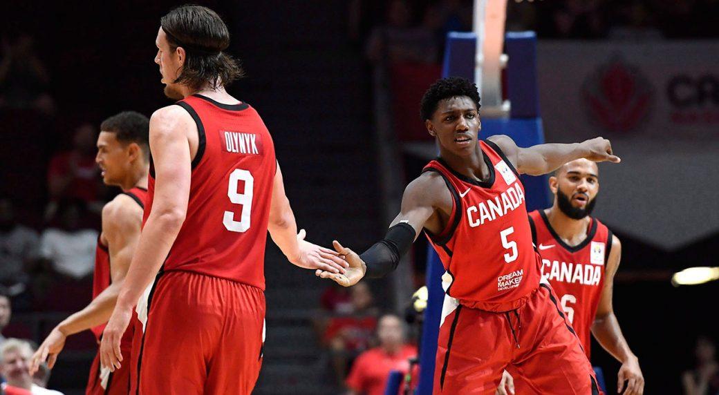 加拿大篮协公布 29人训练营名单:默里、巴雷特领衔