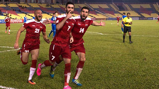 北青:叙利亚队极可能 将主场设在多哈,或对国足有利