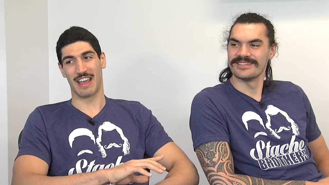 坎特:祝我丑陋的胡子兄弟史蒂文-亚当斯生日快乐