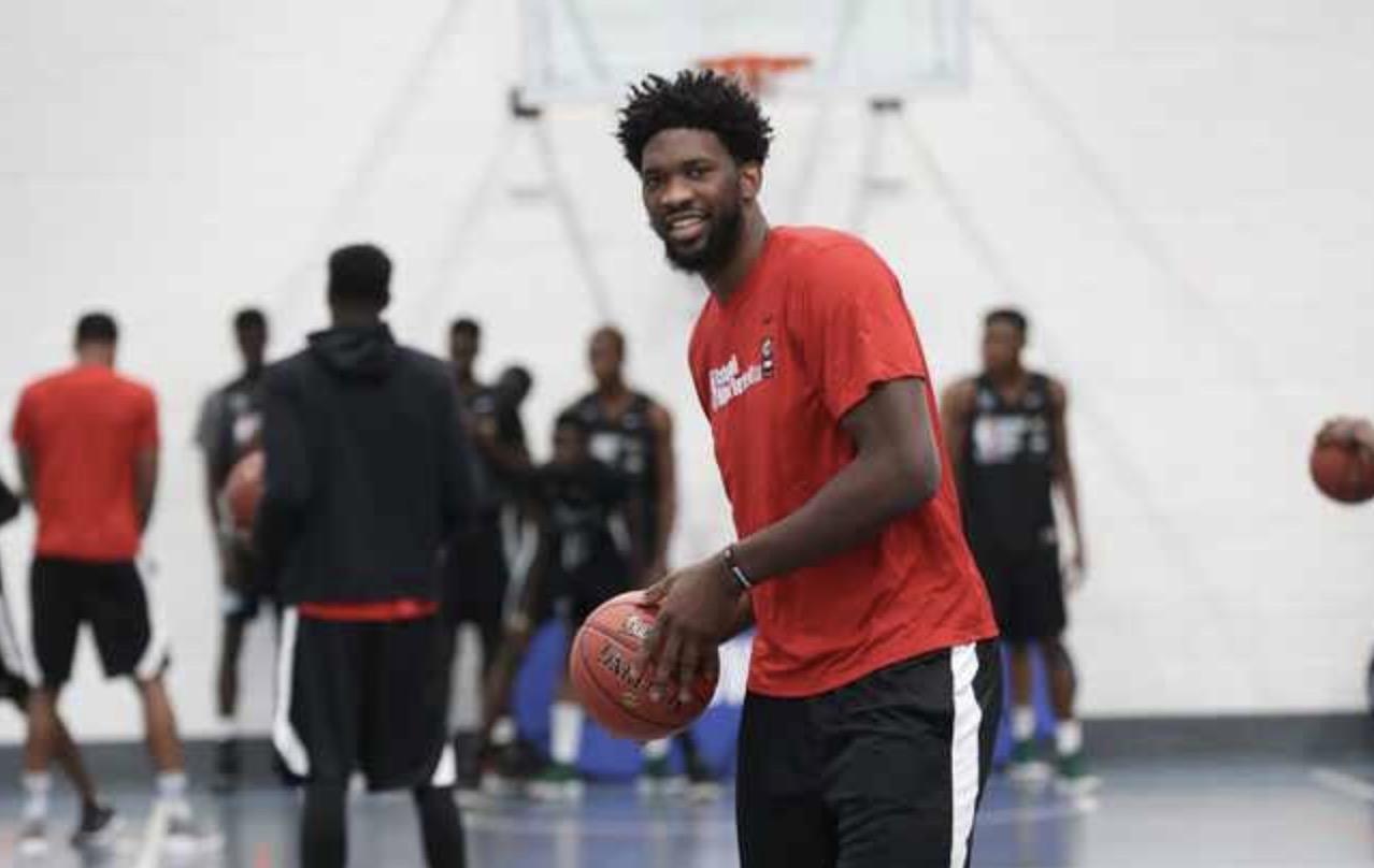 恩比德波什等人将参加今年NBA非洲篮球无国界活动