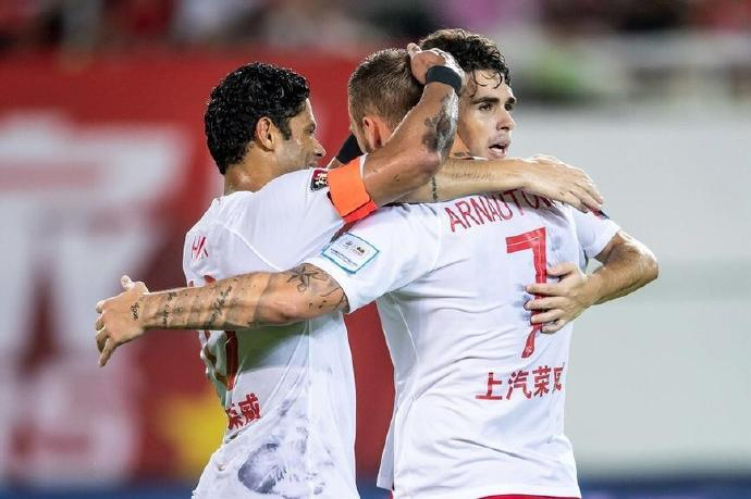 阿瑙托维奇发文庆祝晋级:谢谢巴西老铁们的两粒进球