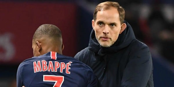 姆巴佩:图赫尔到来前,巴黎不知道在哪种战术体系里踢球
