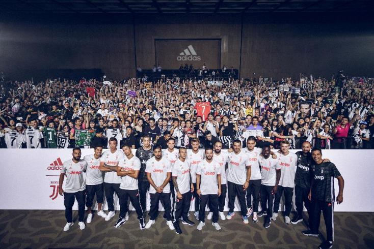 尤文图斯震撼来袭,新赛季客场球衣全球发布