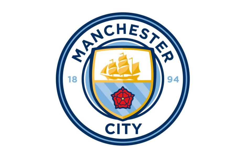 GIF:第92分钟曼城队恩梅查进球,曼城3-1杀死比赛