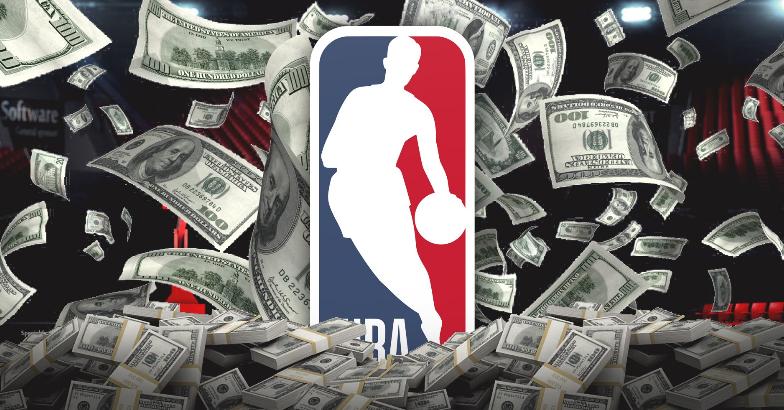 7月NBA自由市场签约金额达40亿美元,创历史纪录
