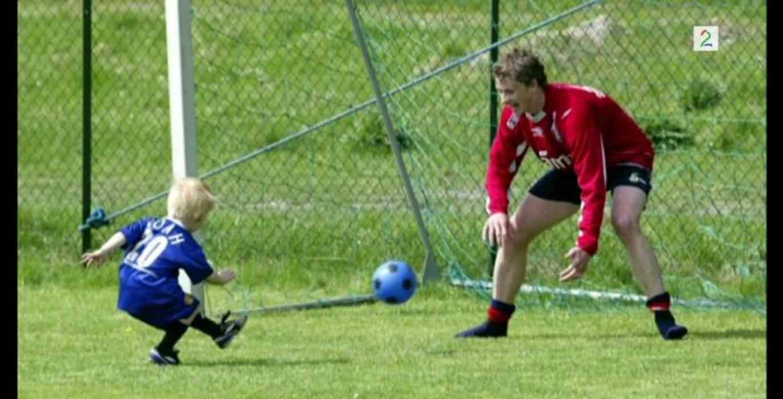 兵戎相见!索肖19岁的儿子或在对曼联的热身赛中首秀