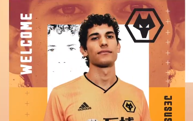 官方:皇家马德里后卫巴列霍租借加盟狼队