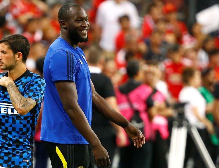 HLN:曼联要求卢卡库在本周四前确定是否转会