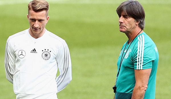 勒夫称赞德国足球师长罗伊斯:成熟但又不失风趣