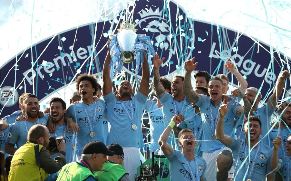 大数据预测下赛季英超:曼城三连冠热刺夺欧联