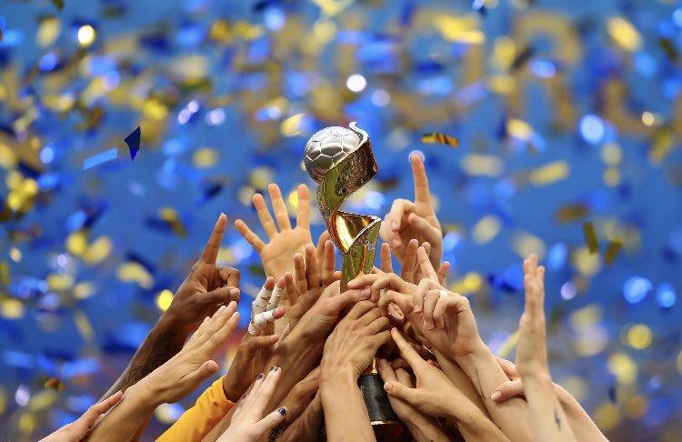 官方:2023年女足世界杯将从24队扩军到32队
