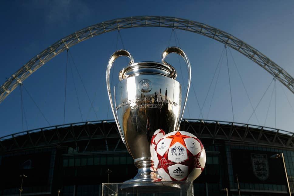 留念温布利建立100年,英足总将申办2023年欧冠决赛