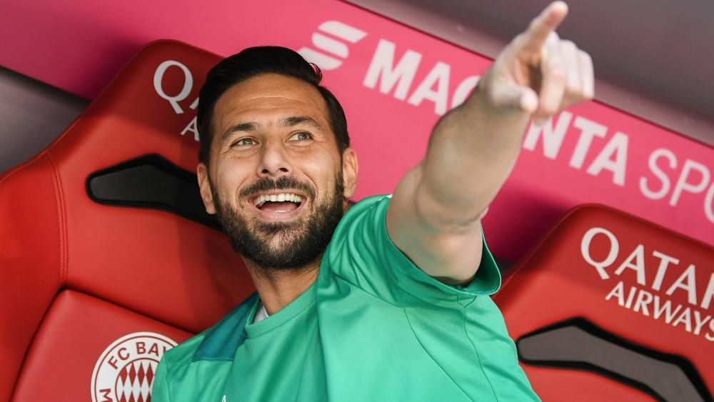 皮萨罗:希望我的职业生涯告别战是不莱梅对阵拜仁