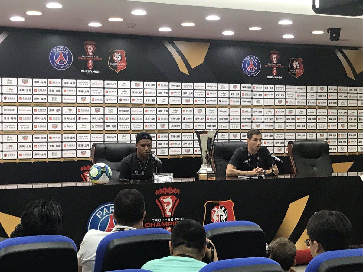 姆巴佩:从未想过离开巴黎,当年的话教练和主席都懂