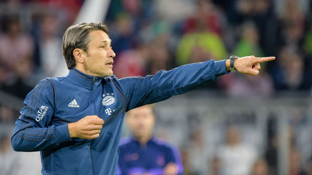 科瓦奇:拜仁赢了超级杯没人会在意,若输了那大家都会谈