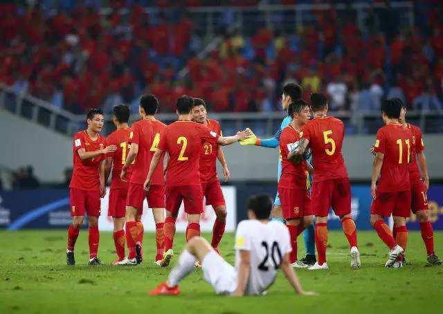 40强赛国足前三场开球时间确定 均为黄金时间