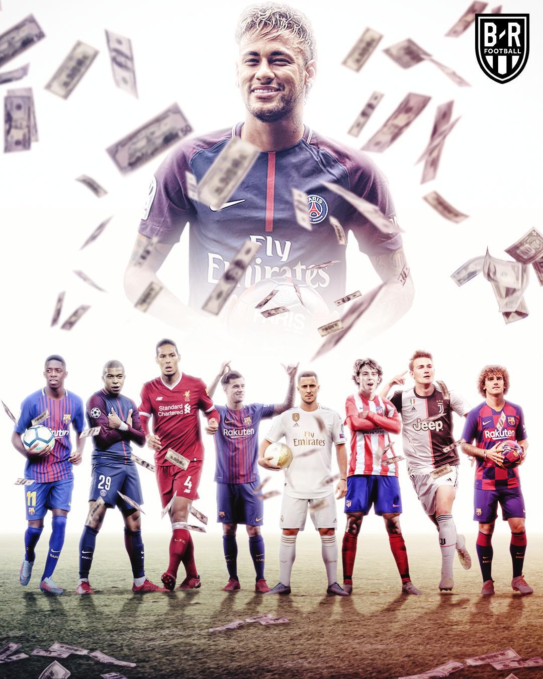 B/R海报:2年前的今天,巴萨收到了一张2.22亿欧的支票