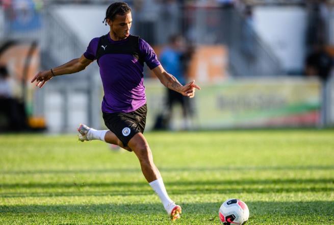 图片报:萨内将不会出战社区盾杯比赛,防止受伤影响转会