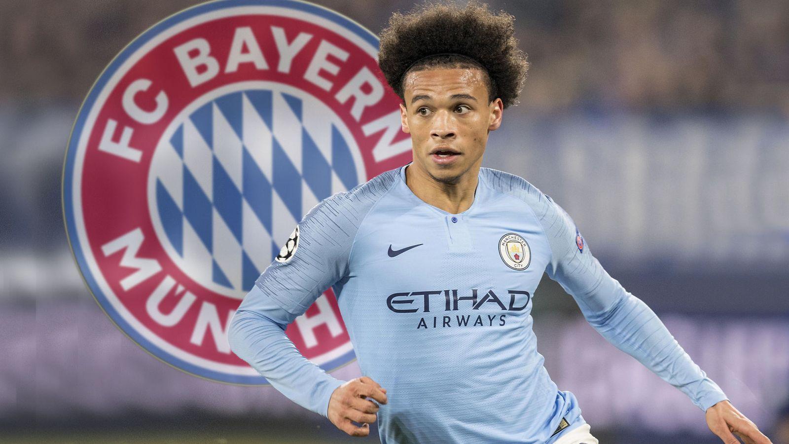 德国天空体育:拜仁与萨内达成一致,年薪1800万欧