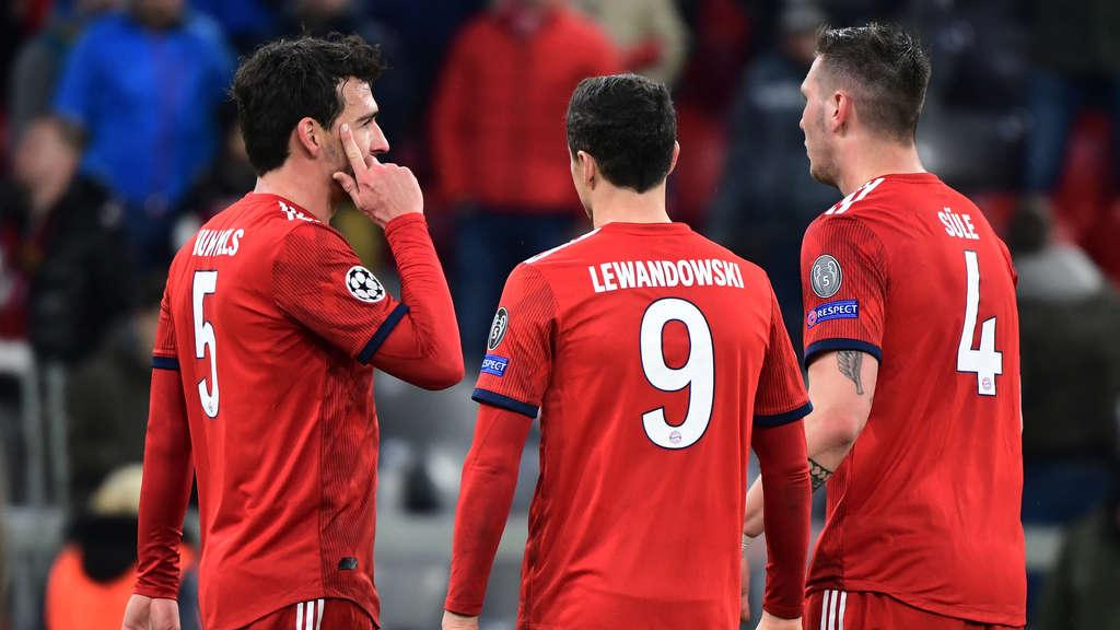 希斯菲尔德:胡梅尔斯很棒,但德甲冠军只可能是拜仁