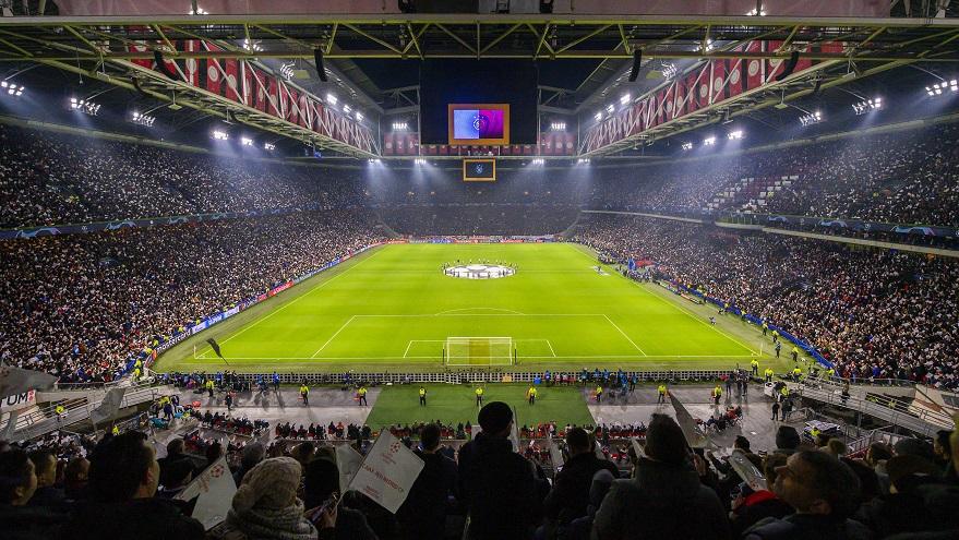阿贾克斯潜在的欧冠/欧联附加赛对手