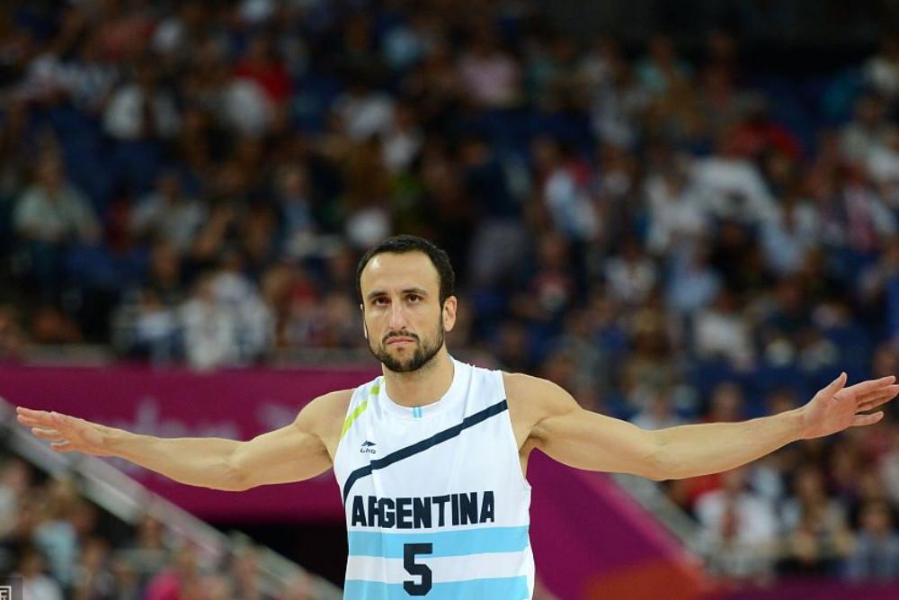 心系国家队!马努发推祝贺阿根廷男篮夺得泛美运动会金牌