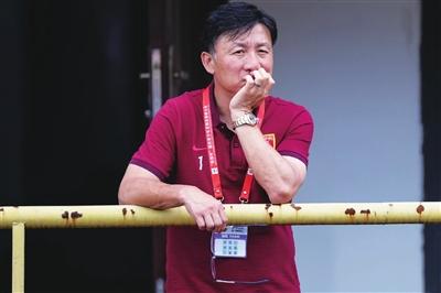 成耀东:执教国青是想尽义务,技不如人至少作风要好